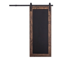 1 Panel Chalkboard